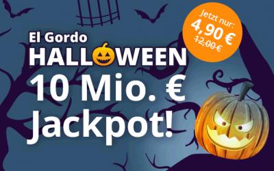 El Gordo Halloween ▷ Nur bei Lottohelden
