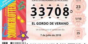 El Gordo De Verano Spaniens Sommerlotterie