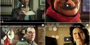 El Gordo Werbespots - Die Clips erobern die Welt